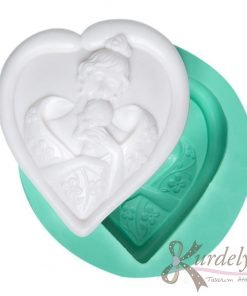 Anne-Bebek Aşkı silikon kalıp - KK-578