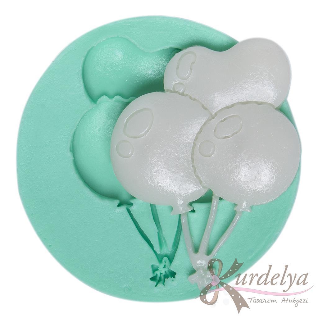 Küçük Balon silikon kalıp - KK-801