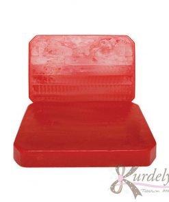 Eriyebilir Sabun Bazı Kırmızı 1kg - HM-020