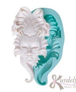 Kadın Maske silikon kalıp - KK-1122