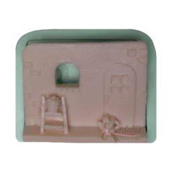 Kapı Önü Duvarı silikon kalıp - KK-2003