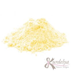 Neon Sarı Kokulu Taş Tozu-Kokusuz 1kg - HM035