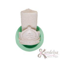Sünnet Şapkası Mum silikon kalıp - KK-1315