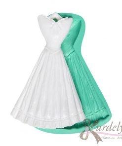 Sade Bayan Elbisesi silikon kalıp - KK-1064
