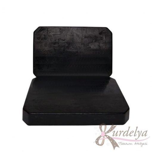 Eriyebilir Sabun Bazı Siyah 1kg - HM-021