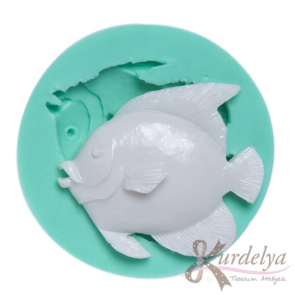 Tombul Balık silikon kalıp - KK-814