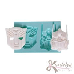 Transformers silikon kalıp - KK-1158