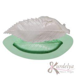 Yaprak Tabak silikon kalıp - KK-1368