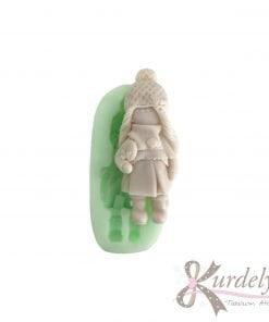 Bereli Kız silikon ve kokulu taş kalıbı