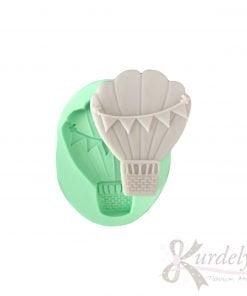 Flamalı Hava Balonu silikon ve kokulu taş kalıbı
