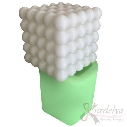Dev Bubble silikon ve kokulu taş kalıbı