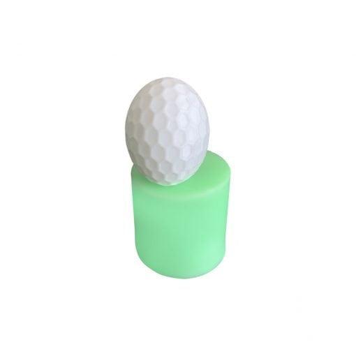 Model-4 Yumurta silikon mum