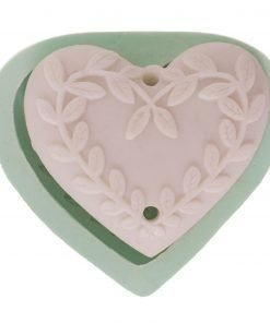 Heart with Spikes Double-Perforated candle silicone mold, Heart with Spikes Double-Perforated concrete silicone mold, Heart with Spikes Double-Perforated resin silicone mold, Heart with Spikes Double-Perforated soap silicone mold, Heart with Spikes Double-Perforated epoxy silicone mold, Heart with Spikes Double-Perforated clay silicone mold
