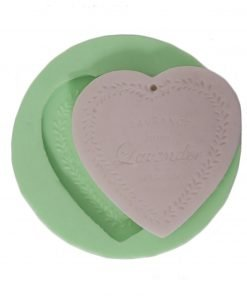 """""""Lavender"""" written on Heart Perforated candle silicone mold, """"Lavender"""" written on Heart Perforated concrete silicone mold, """"Lavender"""" written on Heart Perforated resin silicone mold, """"Lavender"""" written on Heart Perforated soap silicone mold, """"Lavender"""" written on Heart Perforated epoxy silicone mold, """"Lavender"""" written on Heart Perforated clay silicone mold"""